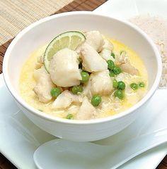Thai Coconut Curry Fish Recipe