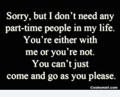 quotes about not ditching people - Google Search