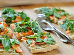 Cut It Up: 15 Flatbreads