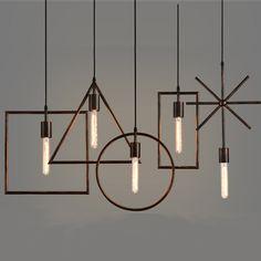 Dining Lighting, Rustic Lighting, Unique Lighting, Interior Lighting, Lighting Concepts, Lighting Design, Lighting Ideas, Ceiling Light Design, Ceiling Lights