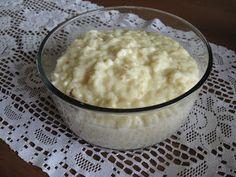 Recettes de Flipp: Pouding au riz dans la mijoteuse