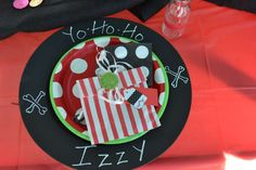 Pirates Birthday Party Ideas | Photo 1 of 77 | Catch My Party