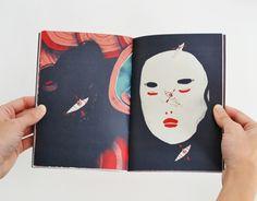 Swim - Illustrated Art Zine
