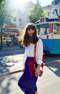 by Sania Claus Demina June (aka summer warmup) is almost over and we've never been this ready for high summer season! You'll find the 31 most stylish July looks ever below, one for each day. Enjoy and