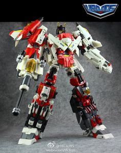 Superion 2013. TFC Toys Uranos Project Revealed In Color - Transformers News - TFW2005