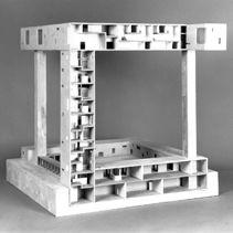 Phoenix spatial retaining bars- Steven Holl