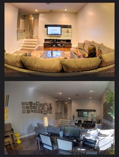 Before After Haven Los Angeles San Pedro Interior Design