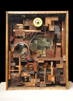 box constructions | Lesley Hilling