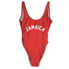 Jamaica One Piece Swimsuit