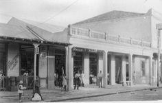 Tienda Ruíz y hermanos. Año Nuevo 1932,Mayari,Holguin.