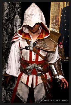 Ezio, Assassin's Creed   SDCC 2013