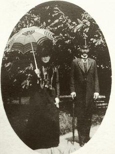 Grand Duchess Elizabeth and Grand Duke Serge
