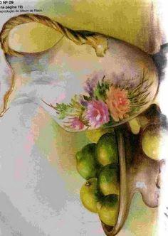PINTANDO MODELOS Y MOLDES - Marleni - Álbuns da web do Picasa