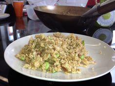 Hannah Hayes' Egg Fried Rice