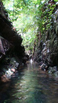 Gruta Milagrosa, El Cielo, Capurganá, Chocó, Colombia