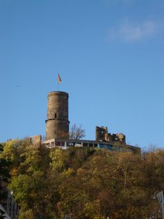 Bad Godesberg, Germany: spent a few years nearby