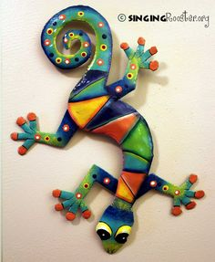 gecko painting - Google Search