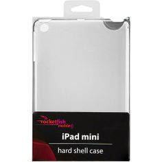 Rocketfish™ Mobile - Hard Shell Case for Apple® iPad® mini - Gray - Best Buy $5 Then there's this direction.