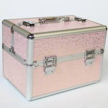Korean Style 3 Layers Storage Box Beauty Case For Cosmetics,Cosmetic Bag For Make Up,Girl's Gift Jewelry Storage Colors Makeup Storage Box, Make Up Storage, Makeup Box, Makeup Case, Storage Boxes, Beauty Case, Beauty Box, Handbag Organization, Jewelry Organization