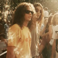 mike starr & sean kinney at disneyland yay alice in chains