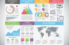 Minimal Infographic Kit - 44% OFF by Infographic Template Shop on Creative Market