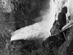 Sutherland falls, revelstoke bc