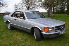Mercedes-Benz S-Klasse SEC 1982, 186 000 km, kr 89 000,-