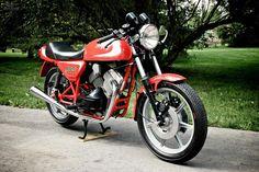 1986 Moto Morini 500 Sport by Loudbike 6