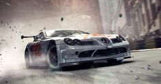 Codemasters are leaders in developing driving and racing entertainment games. Race Driver GRID is the best game they created so far. Rally Games, Pc Games, Audi R10, Road Texture, Slr Mclaren, Ford Mustang Boss, Forza Motorsport, Single Player, Head Start