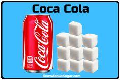 Coca Cola (Coke) Sugar Content, How much sugar in Coca Cola How Much Sugar, Coke, Coca Cola, Content, Cola