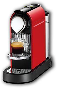 CitiZ Espresso Machine, Urban Design   Nespresso