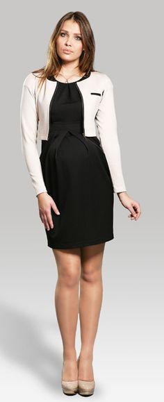 maternity dress pregnancy look