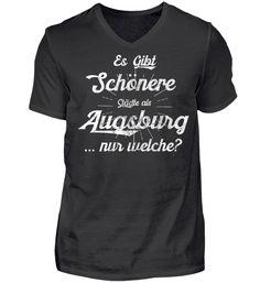 Augsburg Shirt Geschenk Augsburger. T-Shirt Berlin, Mens Tops, Fashion, Augsburg, Gifts, Moda, Fashion Styles, Fashion Illustrations