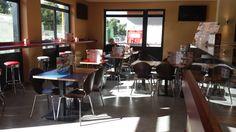Bar-paninoteca Spriengfield designed by Intersystem group