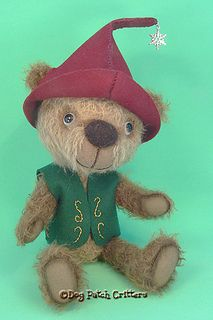Nudge an elf for all seasons by dog patch critters, via Flickr