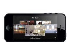 The Room feature allows you to personalise the app with your own images. Access to the Room setting is easy – just turn your iPhone to the landscape position and the screen will change to reveal all the compatible devices on your network. Choose the setting icon to change the name of the room (or device), then take a photo or just select from pre-loaded images – and hey presto! Your iPhone now reflects your unique set-up. http://www.creation.com.es/sec/61