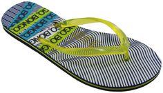 Flip flops Bongo. Para la Primavera. De venta exclusiva en Walmart México.