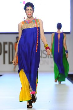 Somal Halepoto at PFDC Sunsilk Fashion Week 2012 Day 3
