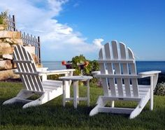 Objects of Desire: Adirondack Chairs Perfect for Summer Lounging - Houzz.com
