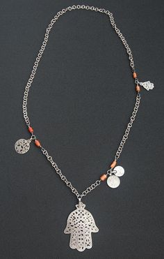 Hey, I found this really awesome Etsy listing at https://www.etsy.com/listing/217947564/long-necklace-with-antique-ethnic-silver