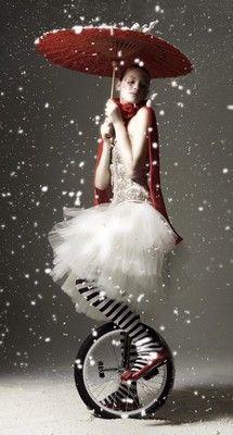 DesertRose///belleatelier: Striped stockings missing sister still: Art/ Photography