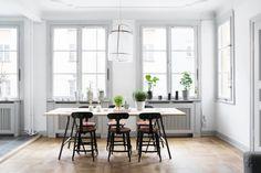 estilo nordico escandinavia estilonordico distribucion diafana 2 interiores decoracion interiores 2 decoracion cocinas pequenas interiores cocinas modernas blancas cocinas blancas interiores