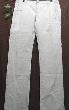 Tranzit Light Gray Cotton Men Casual Italian Pants Size XL NEW #Tranzit #CasualPants