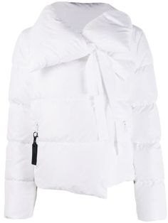 Bacon feather down puffer jacket - White Puffer Jackets, Winter Jackets, White Feathers, World Of Fashion, Size Clothing, Baby Design, Bacon, Women Wear, Bomber Jacket