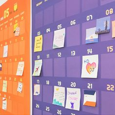 Well, yes! I want one!!  Image of Paperways Giant 2013 Calendar