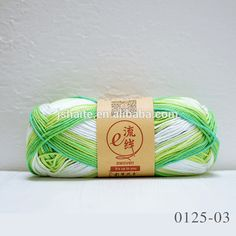 100% Mercerized cotton space dyed fine hand knitting yarn, View mercerized cotton yarn, Lucky Weaver Product Details from Jiangsu Haite Fashion Co., Ltd. on Alibaba.com Mercerized Cotton Yarn, Hand Knitting Yarn, Yarn Projects, Stitch, Detail, Count, Type, Space, Colors