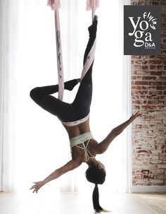 D&A Flying Yoga | Aerial Yoga | Los Angeles