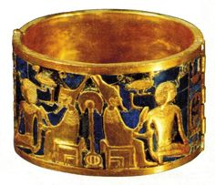 Bracelet of Ahhotep, mother of Pharaoh Amosis