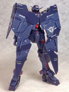 GUNDAM GUY: 1/144 Gundam Dynames Ver.T - Customized Build