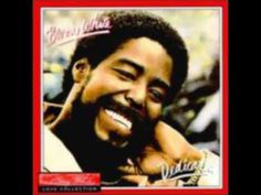 Gloria Gaynor Barry White you're the first the last my everything